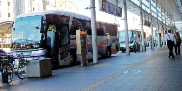 【長電バス】池袋長野線の高速バスが激安!時刻表や乗り場もチェック