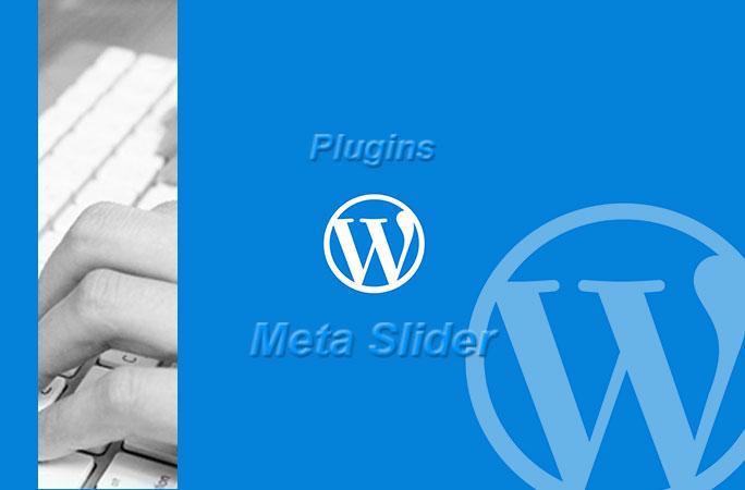 【WordPres】スライドショー作成プラグインMeta Sliderの設定方法