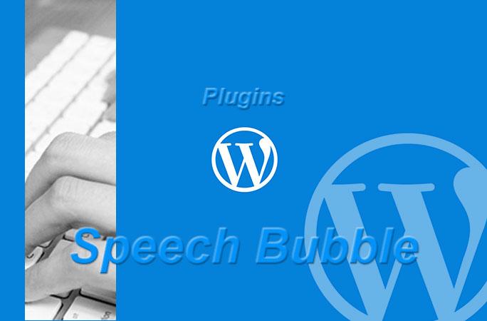 【WordPress】会話風な吹き出しプラグイン「Speech Bubble」の使い方