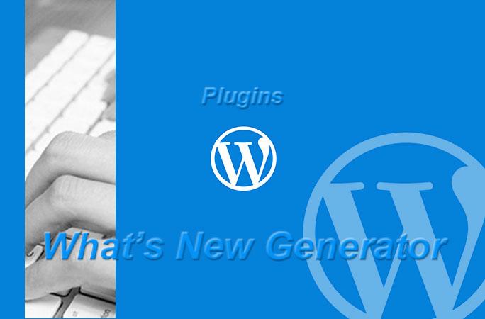【WordPress】新着情報お知らせプラグイン「What's New Generator」の使い方