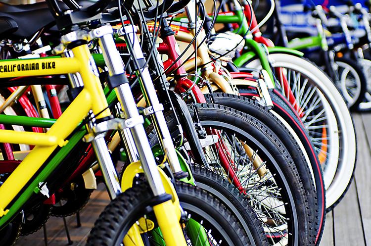 子供が自転車に乗れるようになるのはいつ頃?息子が4歳で乗れた方法も