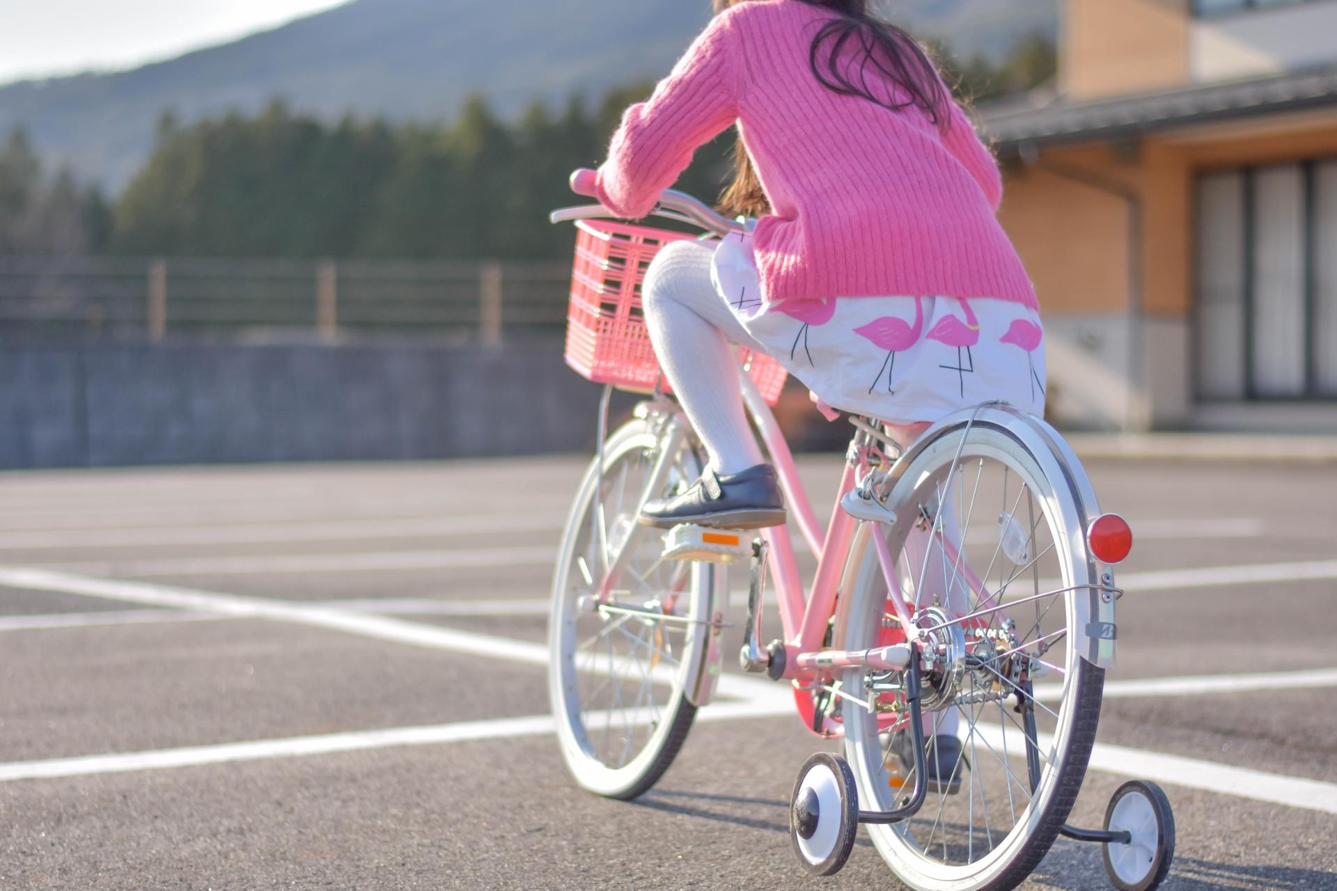 子供への自転車の教え方はどうする?乗り方を最短で上達させる方法